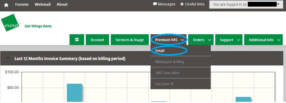 Kunden-Login - Anmeldung zu Ihrem Control-Center